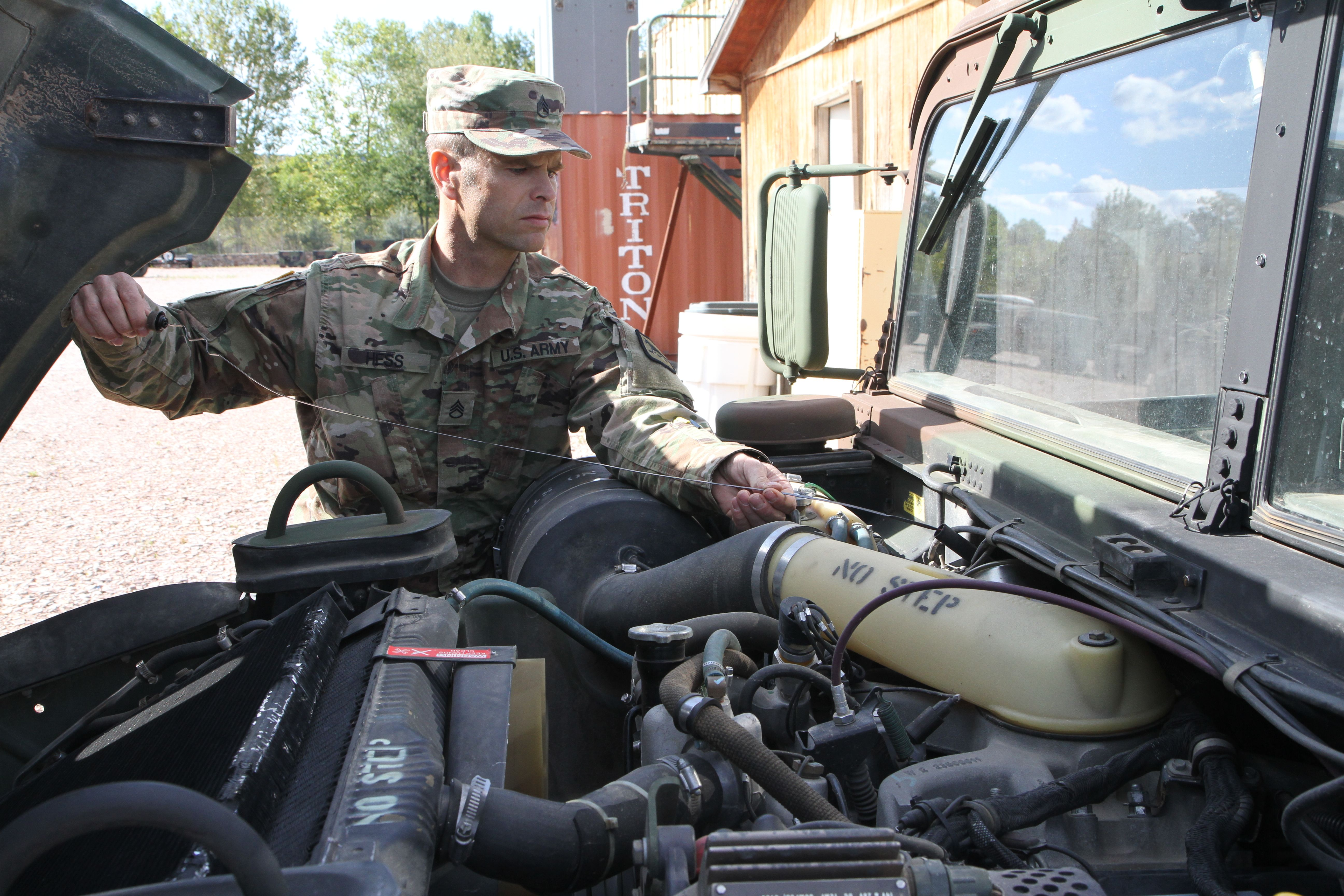 Learn about careers in the Army National Guard Army