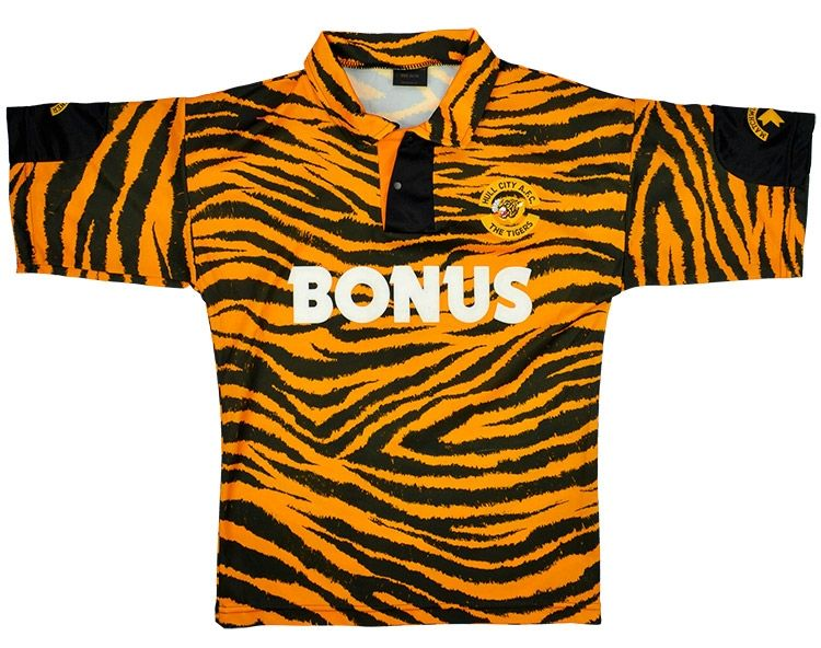1992-93 Hull City Home Shirt (Excellent) S  f455aad6b