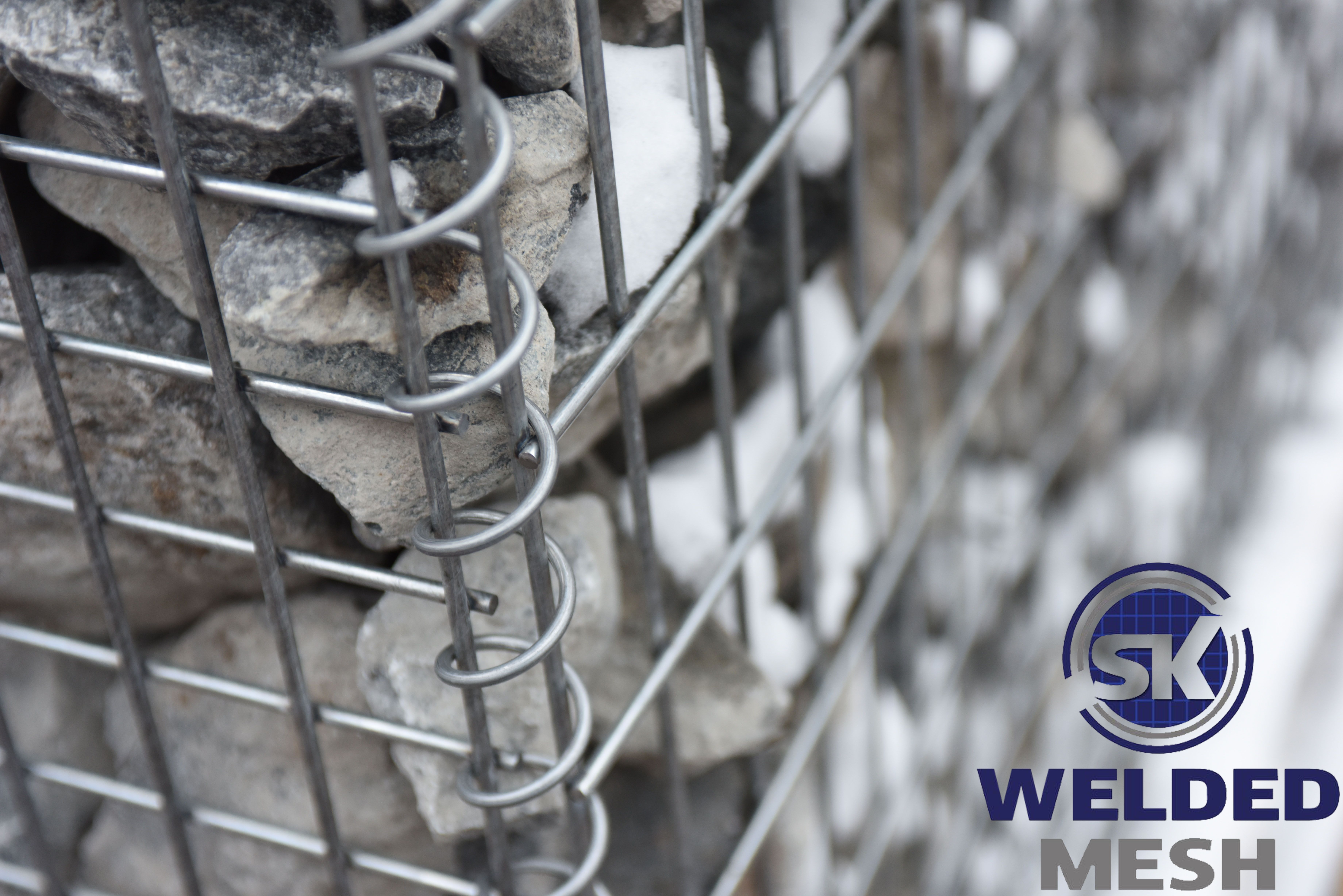 Gabion is welded wire mesh products for earth retention and soil ...