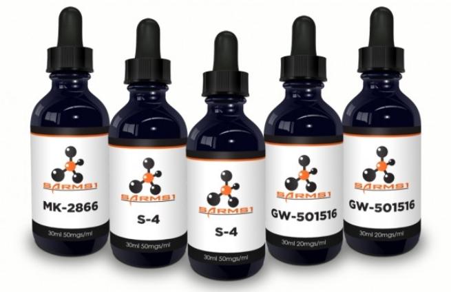 Bodybuilding Supplement SARMs Manufacturer MK-2866 Powder Ostarine