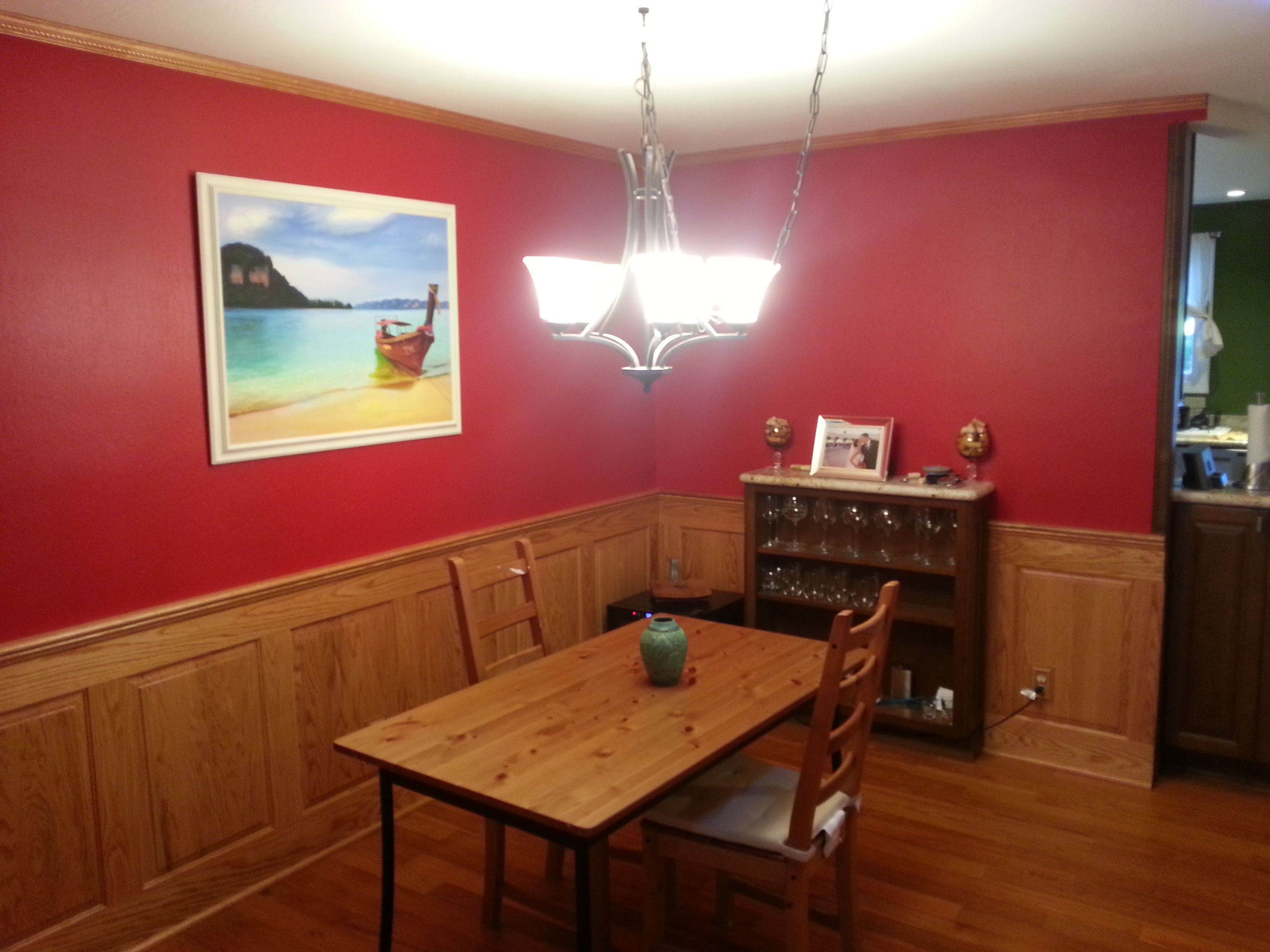 Oak Wainscoting Wood Wainscoting Stained Wainscoting Hallway Wainscoting Kitchen