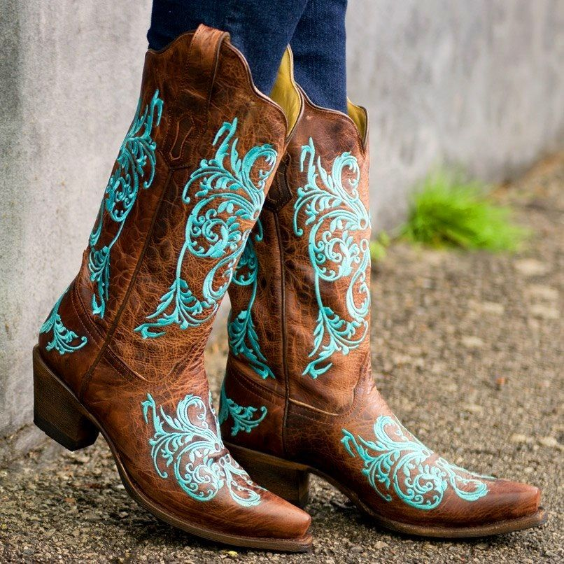Cute cowgirl boots! | shoes | Pinterest | Wedding, Cute cowgirl ...