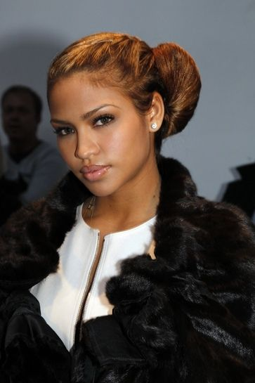 love this style and color on cassie