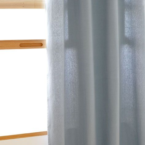 45.99 € PLAIN COLOURED RINGS CURTAIN   Curtains   Decoration