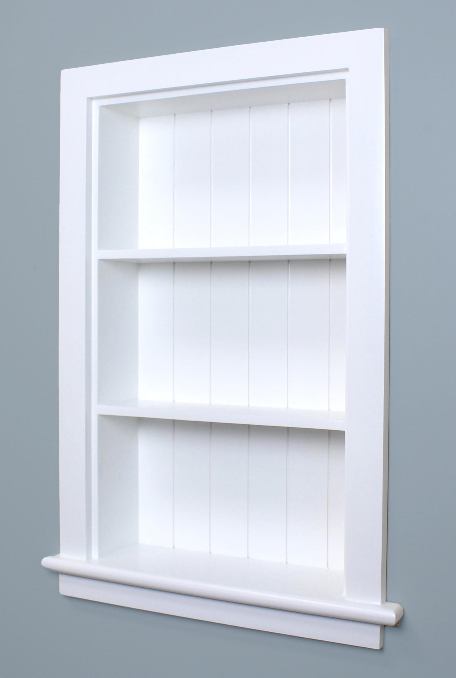 14x24 Recessed Aiden Wall Niche By Fox Hollow Furnishings Etsy Wall Niche Recessed Wall Niche Recessed Wall 14 x 24 recessed medicine cabinet