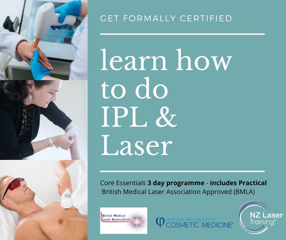 Nz S Leading Educators For Ipl Laser Operators Ipl Laser Cosmetic Medicine Laser