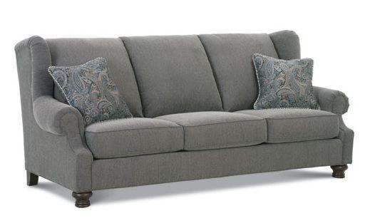 Clayton Marcus Chatham Sleeper Sofa Available At Lauteru0027s Fine Furniture  #ClaytonMarcusFurniture #SleeperSofas