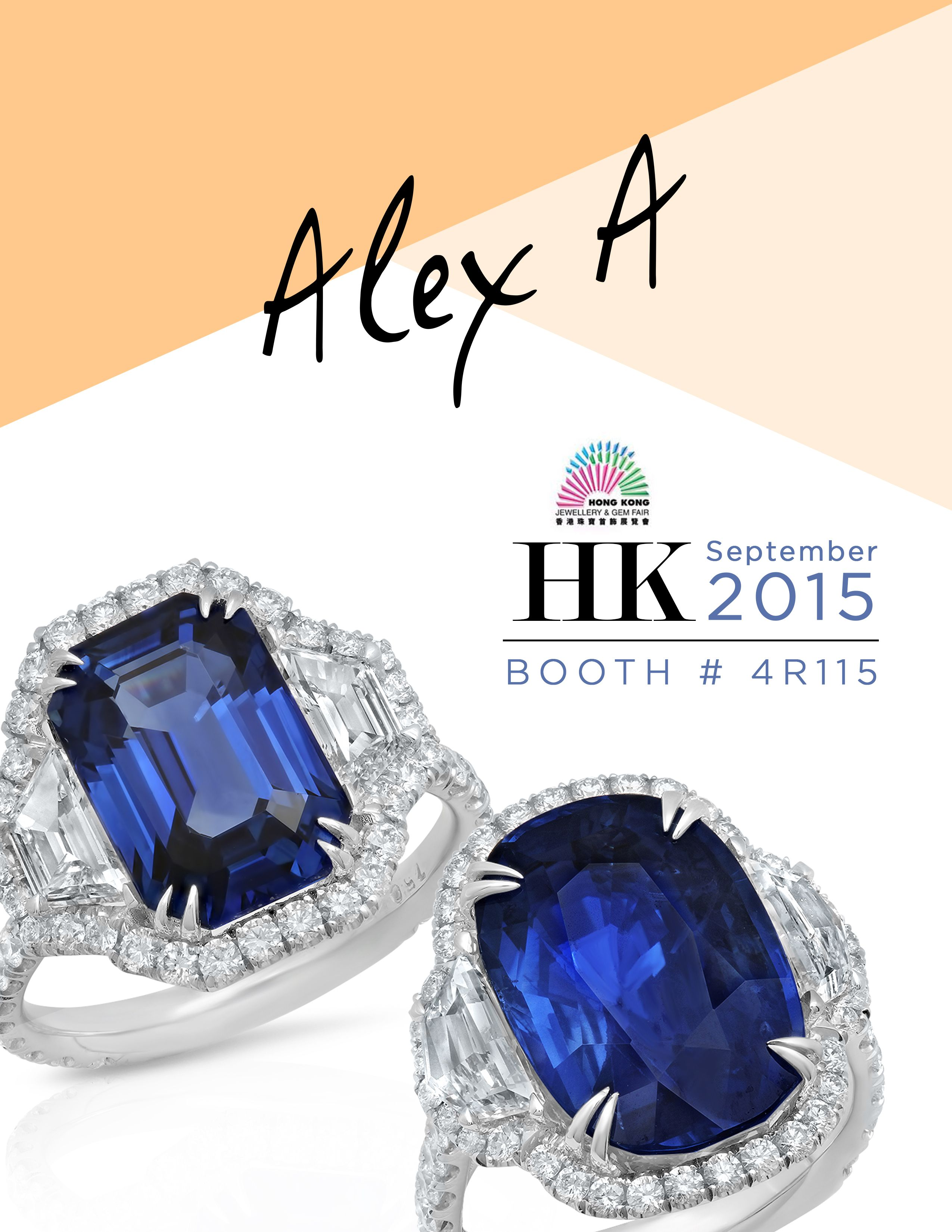 2015 HONG KONG GEM & JEWELLERY FAIR
