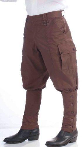 SteamPunk Cosplay Victorian Style Skirt Adult Costume NEW UNWORN