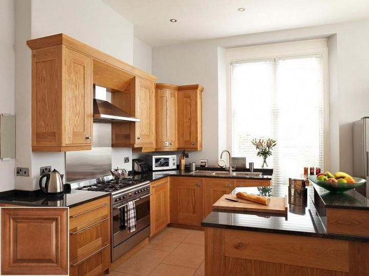Overview of - how to make oak kitchen cabinets look rustic ...