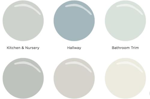 Calming Paint Colors For Your Whole House Calming Paint Colors
