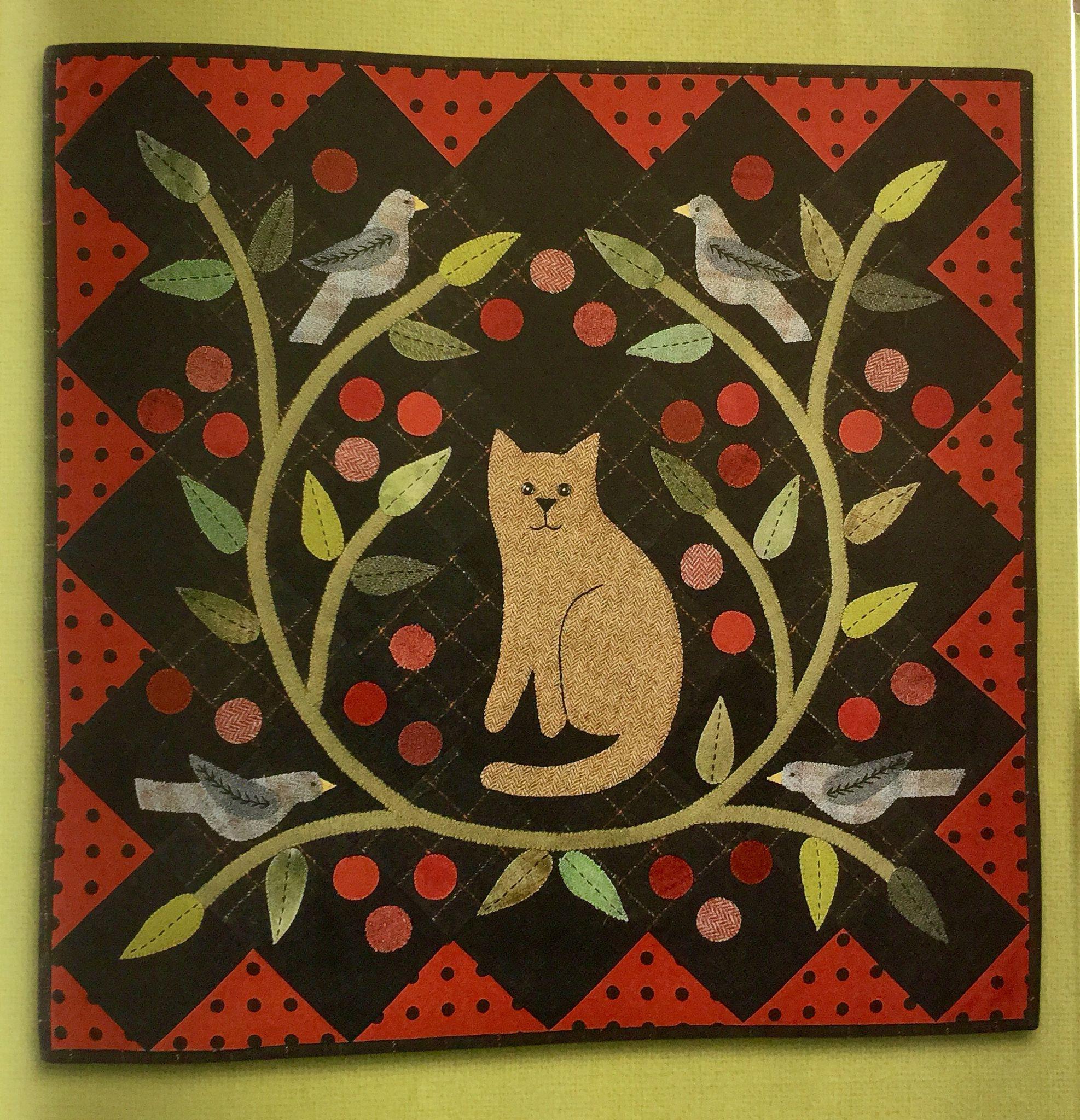 Fine Feathered Friends byBonnie Sullivan
