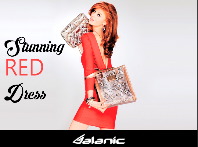 Stunning #Red #dress for the #diva that you are , #Womens #Fashion clothing brought to you by Alanic