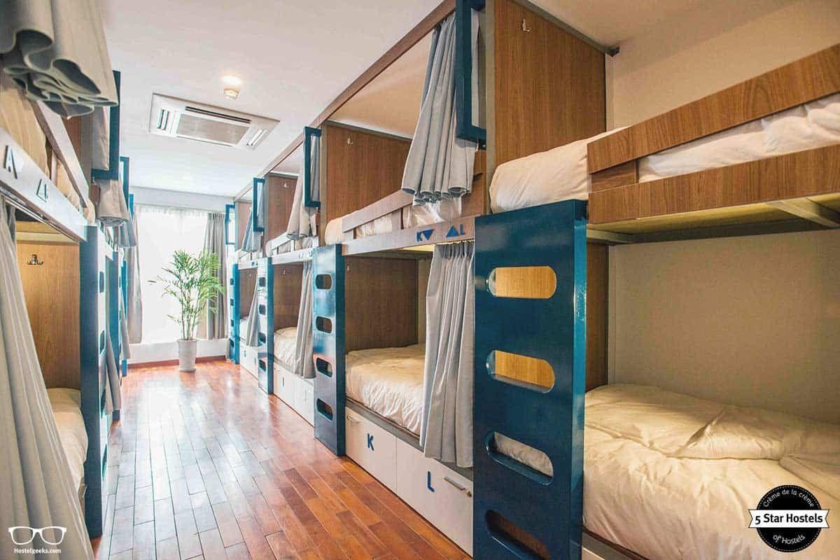 Ultimate List of +114 gorgeous Design Hostels 2019 (Mafia