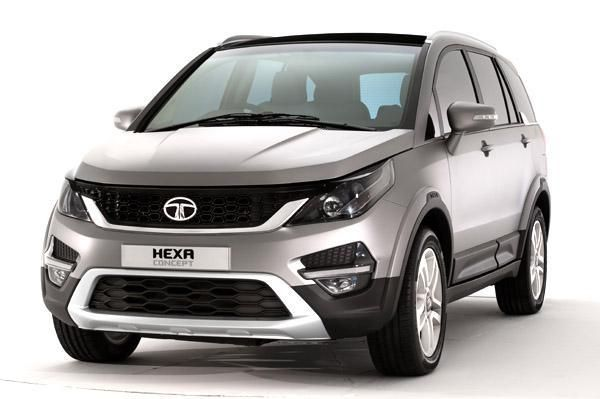 Tata Hexa Crossover To Get Six Speed Automatic Transmission