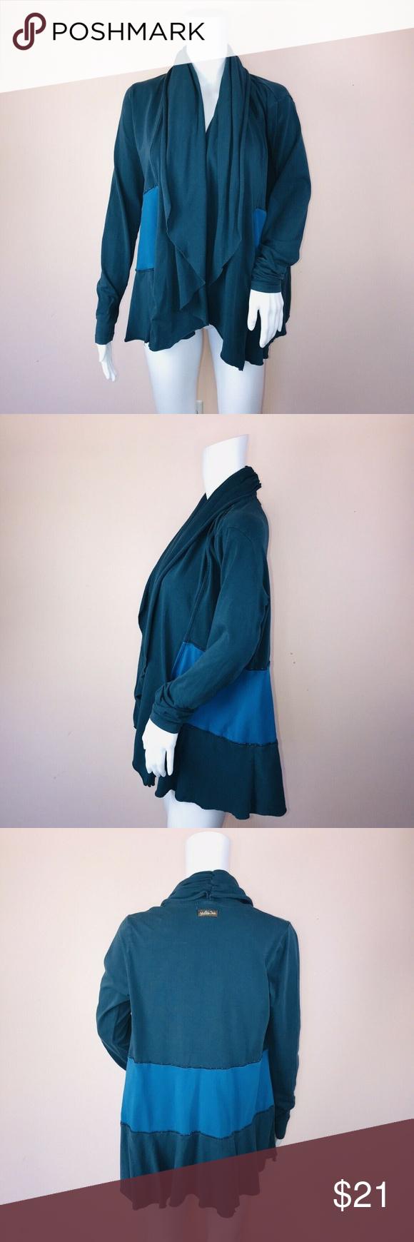 Matilda Jane Moody Jersey Knit Cardigan Blue   Jersey knit ...