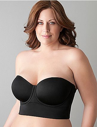 ef61323072e Finally - the Stay Up strapless bra offers comfortable support that won t  slip