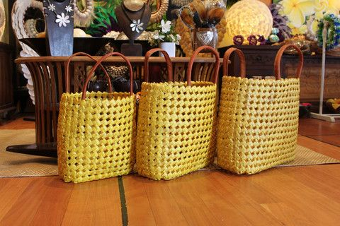Beach Kete Handmade Straw Bag Crafts