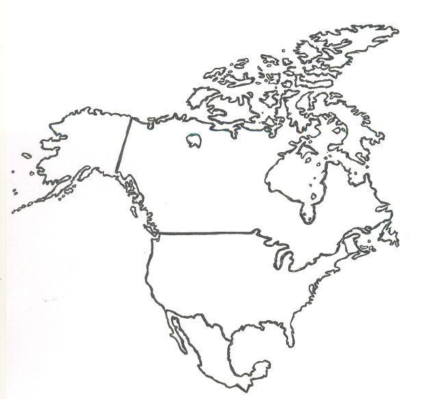 Pin De Geografia Universaltb En Relieve America Del Norte