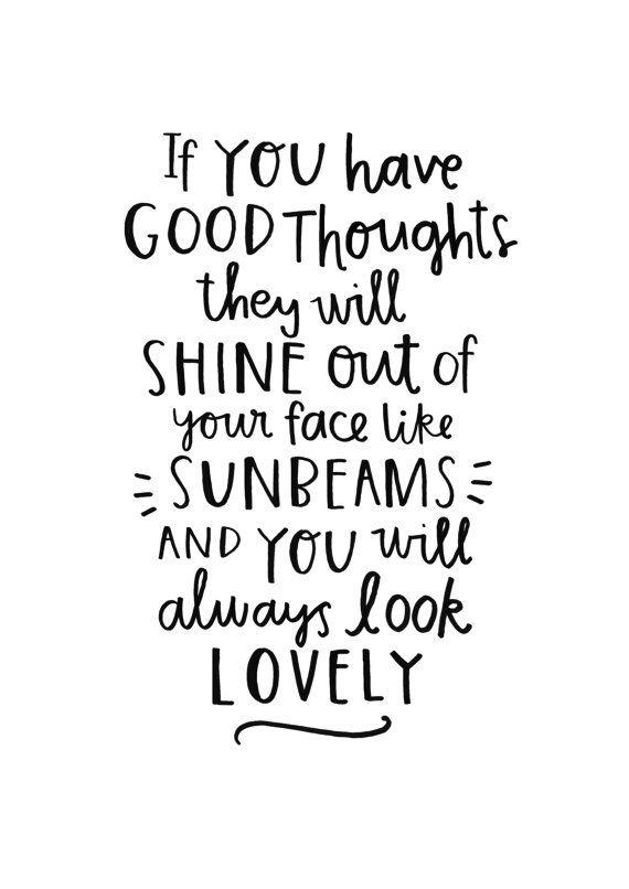 Roald Dahl Quotes Awesome Roald Dahl Sunbeams Quote Nursery Printable By TheGingerLlama