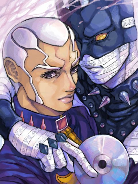 Enrico Pucci & White Snake | Jojo's Bizzare Adventure in