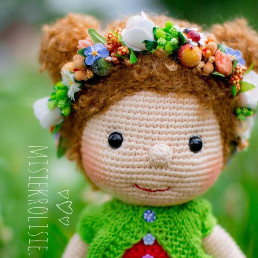 June ❤ #crochet #amigurumi #crochetdoll #amigurumidoll #doll ...