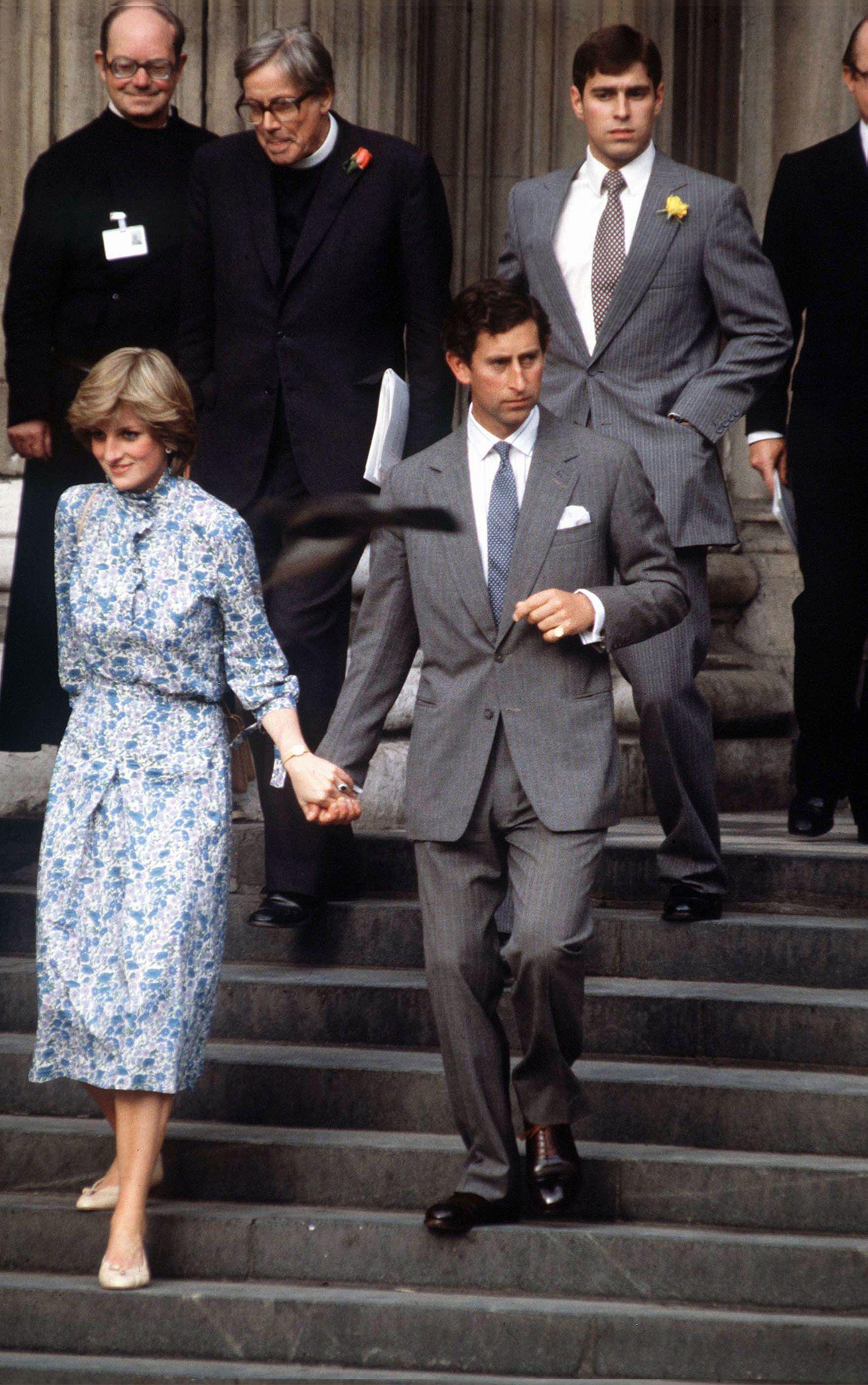 Prince Charles and Princess Diana's Tumultuous