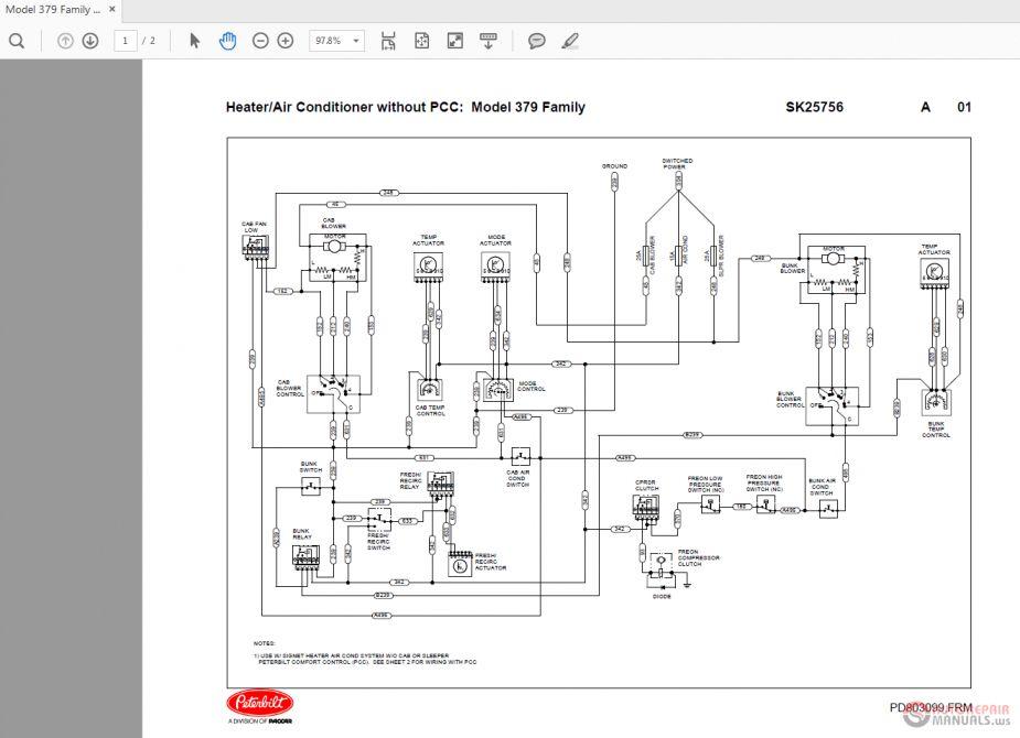 16 Cat C12 Wiring Diagram Diagram Electrical Wiring Diagram Electrical Symbols
