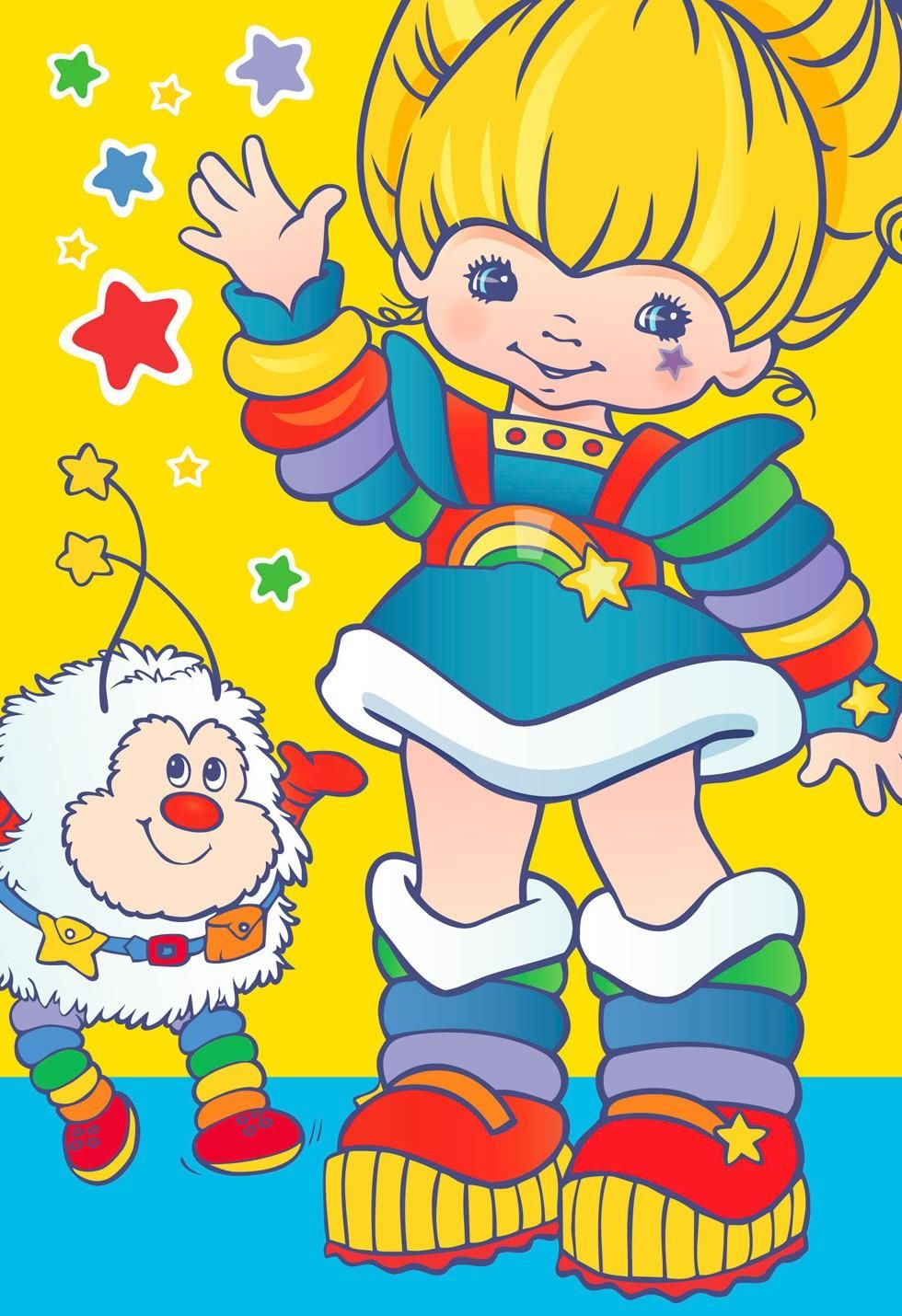 Pin By Alissa Vanden Branden On I The 80 S Rainbow Brite