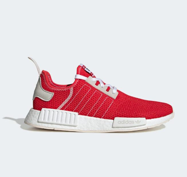 Nmd R1 Shoes Red Adidas Shoes Pairing Nmd Shoes