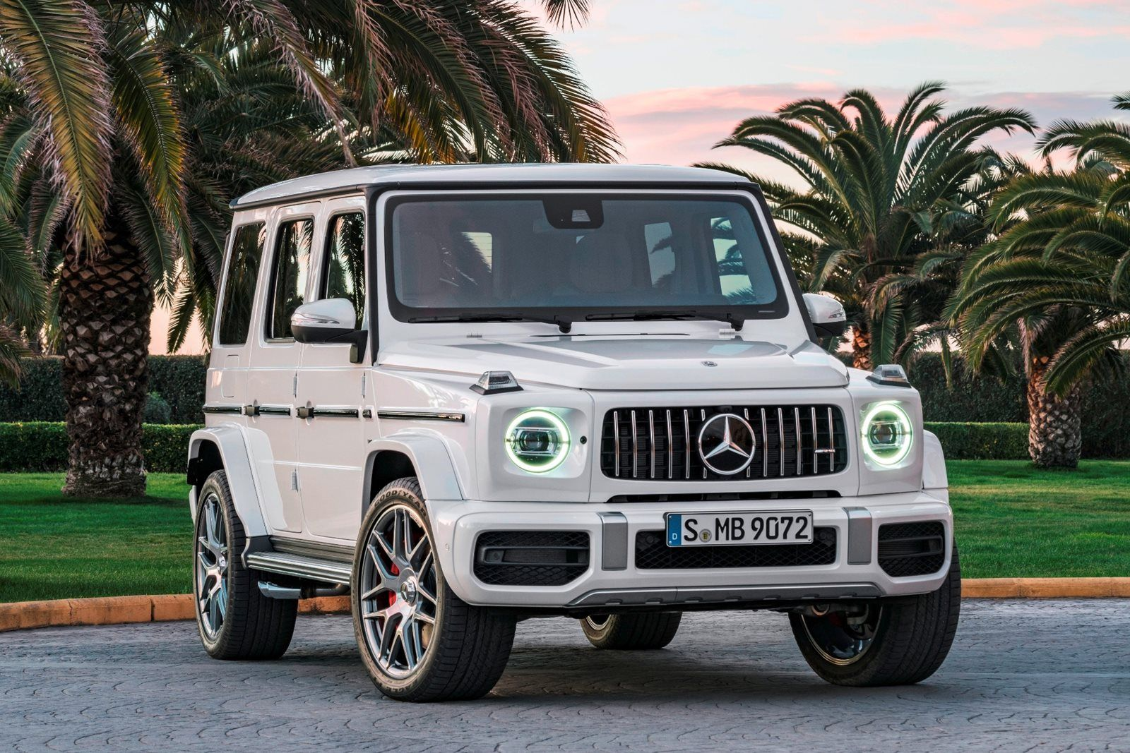 Check Out New 2019 Mercedes Amg G63 Test Drive Review See The