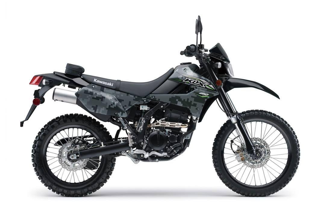 2018 Kawasaki KLX®250 Camo for sale in Victoria, TX | Dale\'s Fun ...