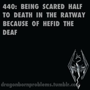 Skyrim Hefid The Deaf