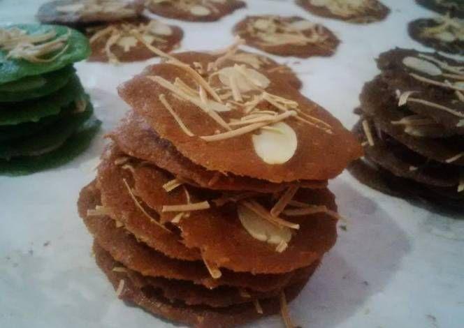 Almond Crispy Cheese Cookies Resep Kue Kering Makanan Dan Resep