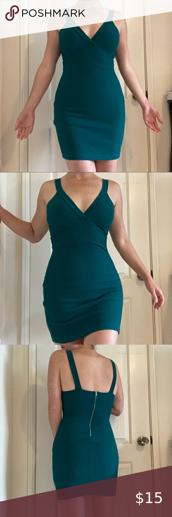 Stretchy Emerald Green Party Dress Emerald Green Party Dress Green Party Dress Dresses [ 1740 x 580 Pixel ]
