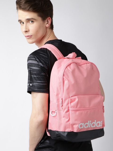 Buy Adidas NEO Men Pink DAILY Backpack