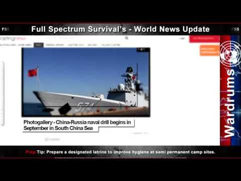 Diseased City Water   Citizen Soldiers   Body Scanner Cancer   Congo Fever   FSS World News Update https://youtu.be/wV7oMr2rhno
