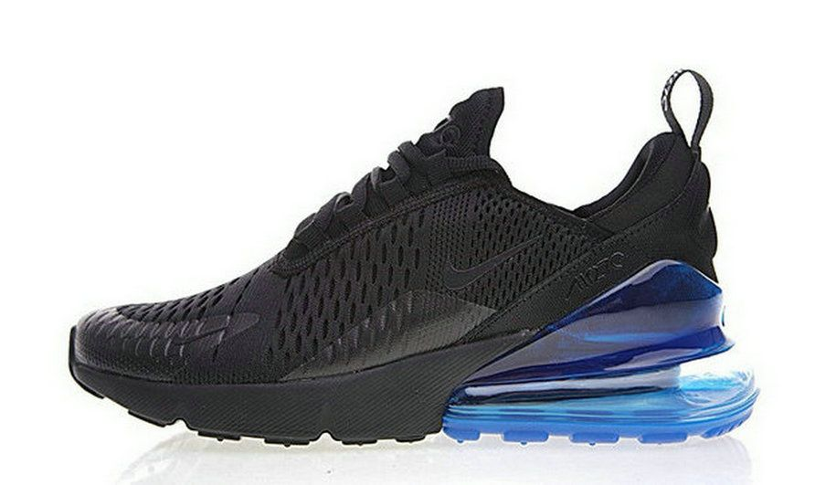 buy popular 33473 7ec53 ... good buy 2018 nike air max 270 black photo blue ah8050 009 sneaker  e2727 22df9