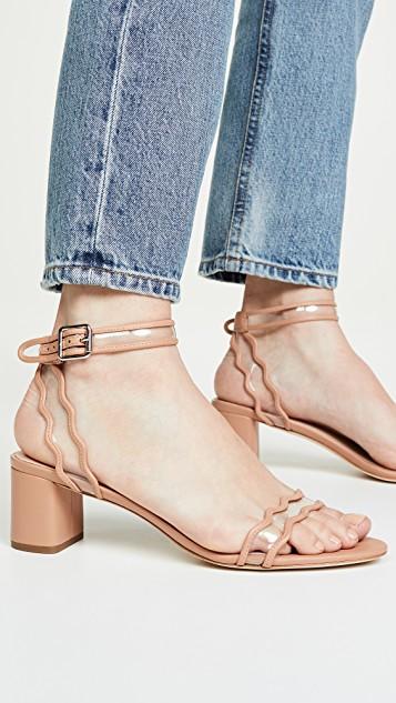 Loeffler Randall Womens EMI Block Heel Sandal