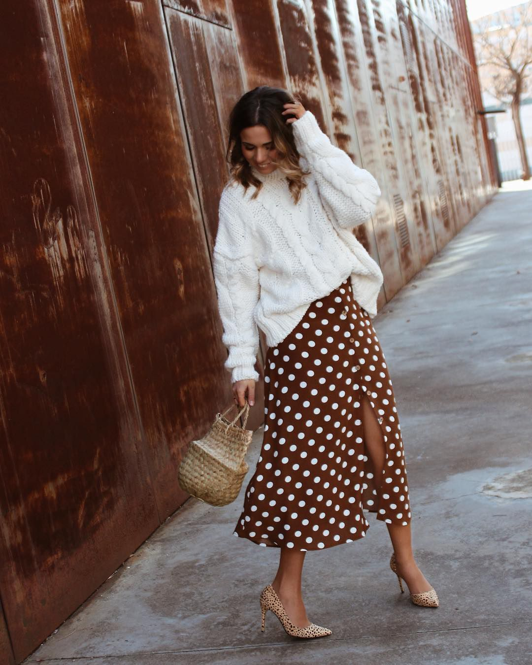 0965631874 Ésta es la falda midi que ha enamorado a Instagram- ElleSpain