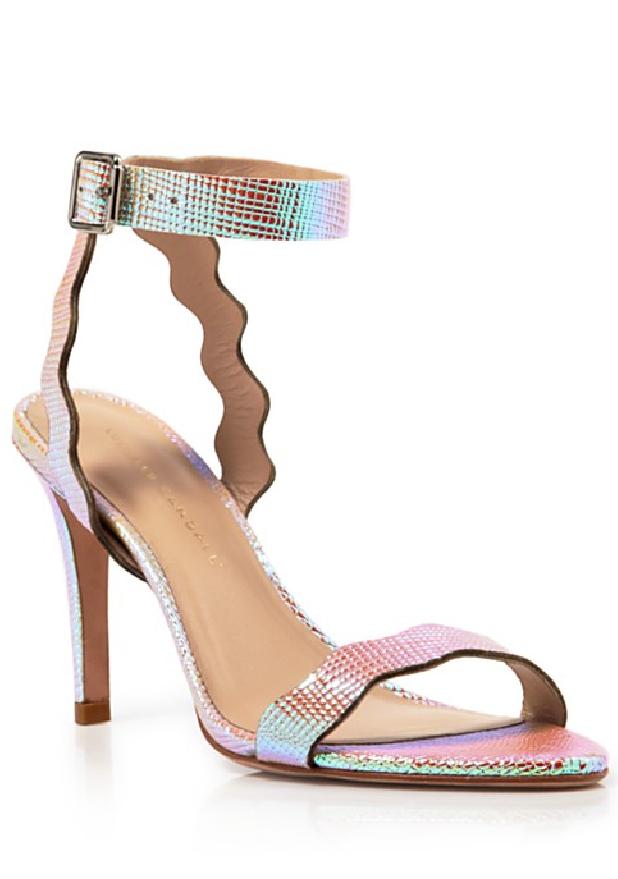 Loeffler Randall Iridescent Scallop Sandals brand new unisex online MoOZPnzHxR
