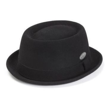 Kangol LiteFelt Pork Pie Hat at MensHats.com