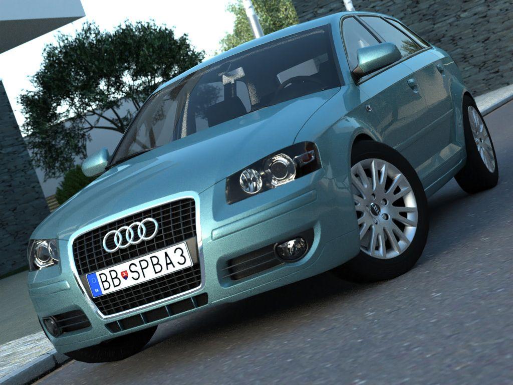 Kekurangan Audi A3 Sportback 2005 Perbandingan Harga