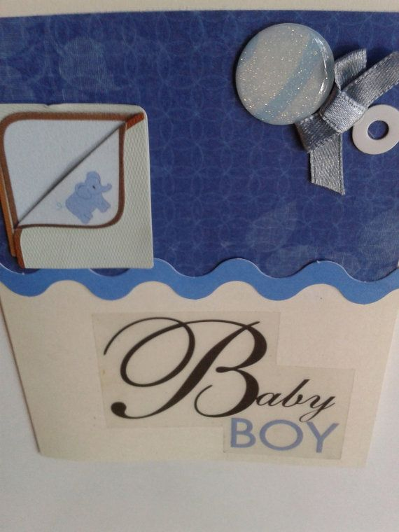 Baby Shower Card by Adsforyou on Etsy, $2.75