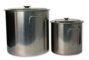Need A Giant Stainless Steel Pot At An