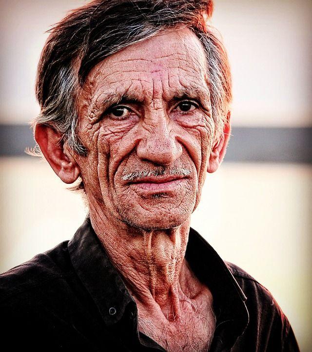 Bilderesultat for old wrinkle face tibet