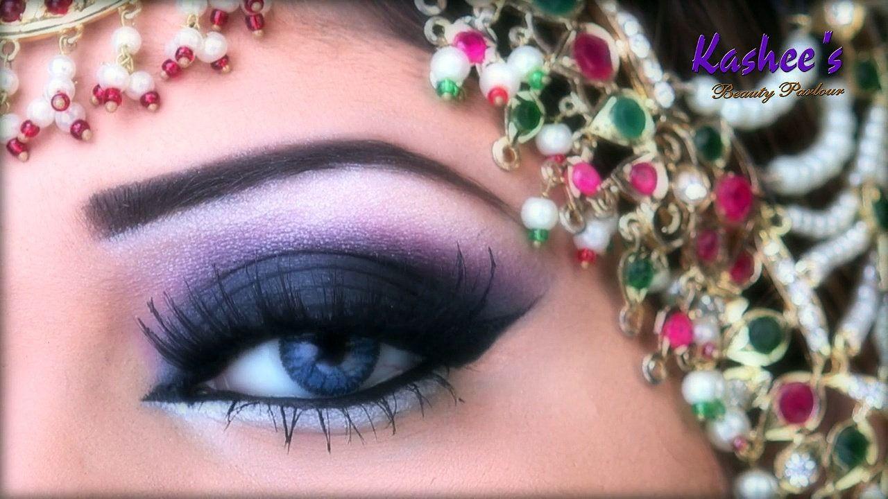 Beautiful Eye Makeup By Kashee Video Dailymotion Eye Makeup Beautiful Eye Makeup Punk Makeup