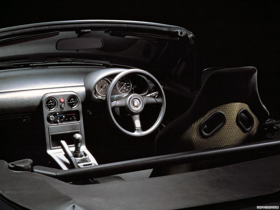 1994 Eunos Roadster RS-Limited (500 units/JDM)  | #TopMiata #mazda #miata #mx5 #eunos #roadster #rslimited #jdm  http://www.topmiata.com/