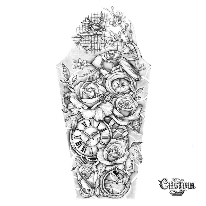 Pin By Christina Ortiz On Tattoos Tattoo Sleeve Designs Sleeve Tattoos Tattoo Arm Designs