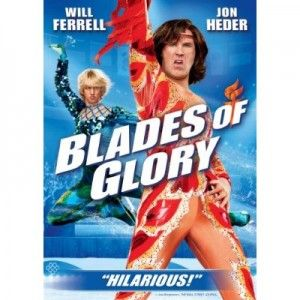 One of the few comedies that features a beheading scene. On ice, no less.